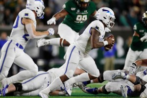 CSU Rams drop fourth straight to Air Force, 38-21