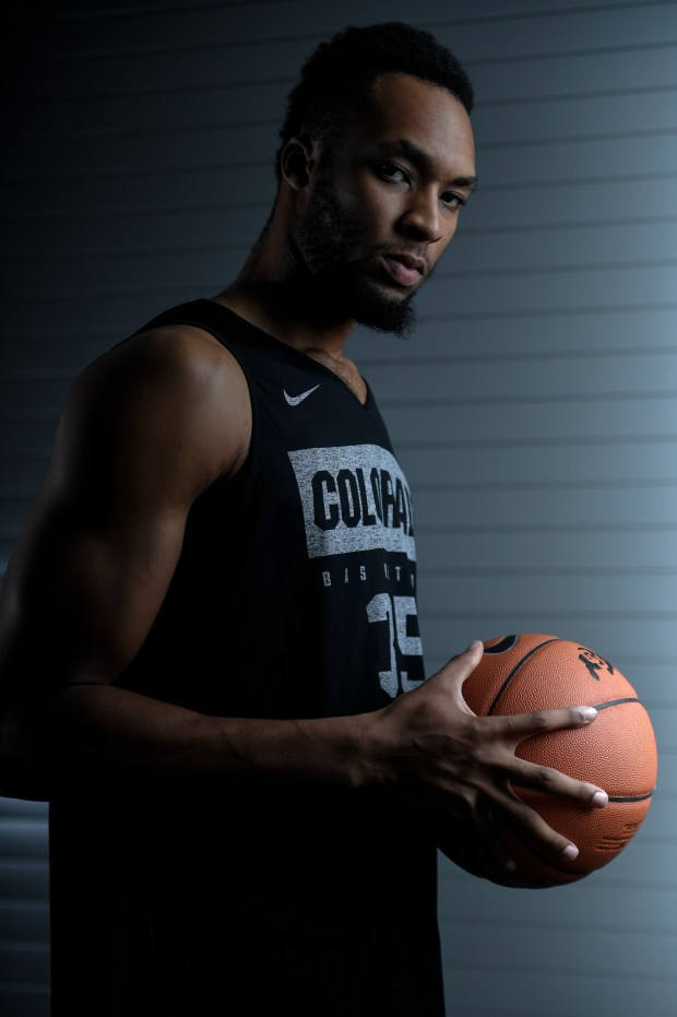 CU Buffaloes basketball player Dallas Walton ...