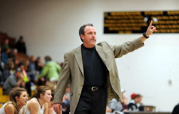Arapahoe girl's basketball team head coach ...