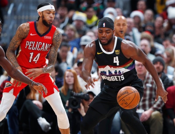 Nuggets humbled on Christmas Day as Pelicans snap winning streak at 7