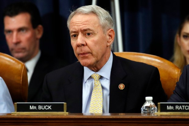 Ken Buck again votes nay as U.S. House passes new coronavirus aid package