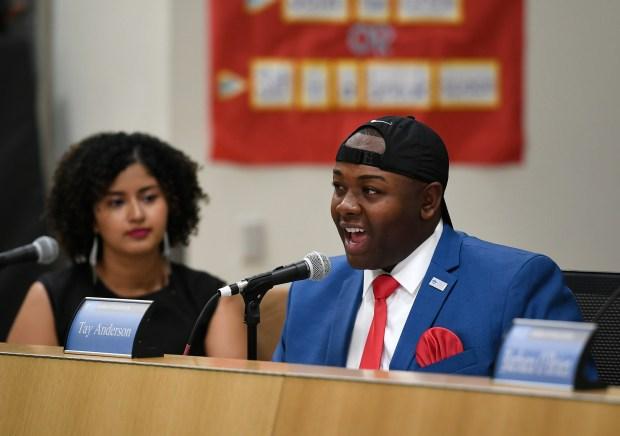 Newly elected Denver Public School board ...