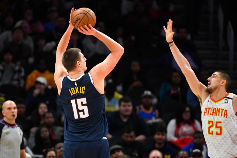 Nuggets take down Hawks as Nikola Jokic scores career-high 47 points