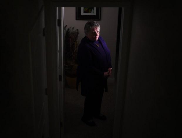 Susan Speece, 74, who lives 1,280 ...
