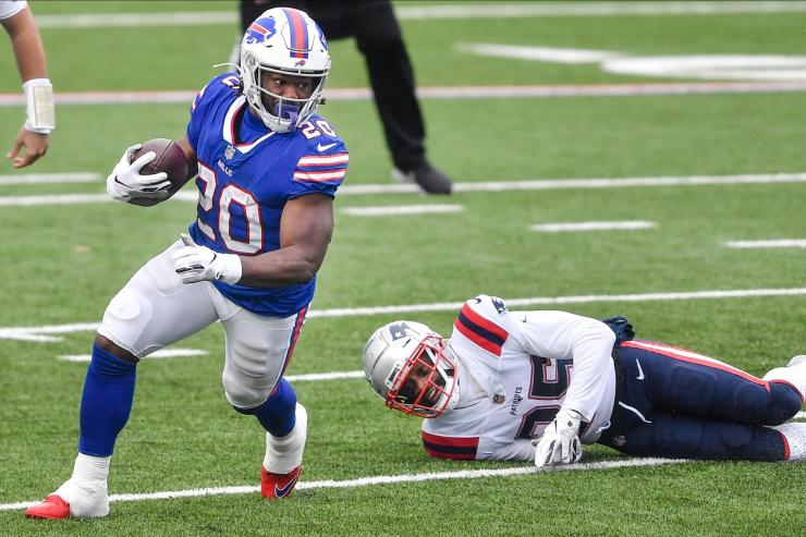 Fantasy football Week 9 players to add: Zack Moss, Nick Mullens – The Denver Post