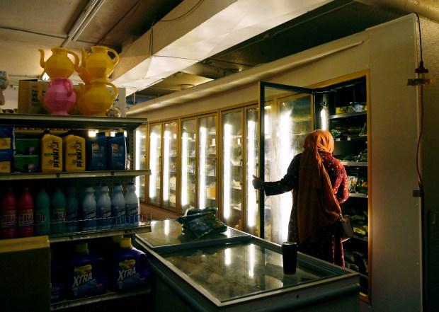 Sahra Bashir shops at The Global ...