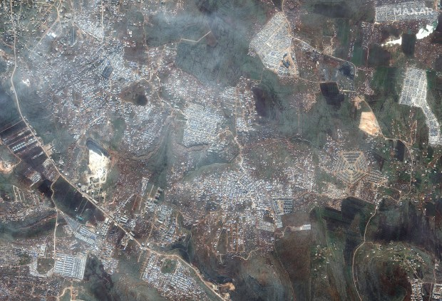 Westminster Maxar imagery satellites help journalists around the world 12