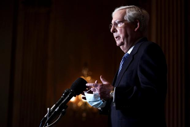 Senate Majority Leader Mitch McConnell of ...