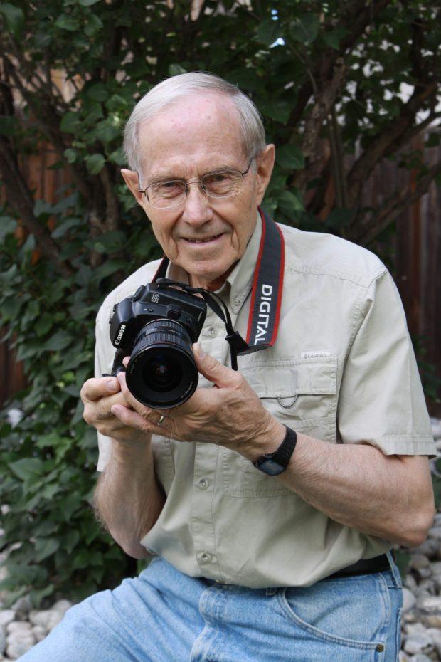 Former Denver Post Photographer, Lowell Georgia. ...