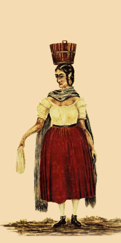 Teresita Sandoval (1811-94) was one of the entrepreneurial founders of El Pueblo.