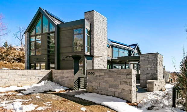 This 5,764-square-foot custom Boulder home in ...