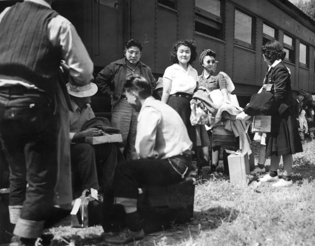 August 30, 1942 - Japanese evacuees ...