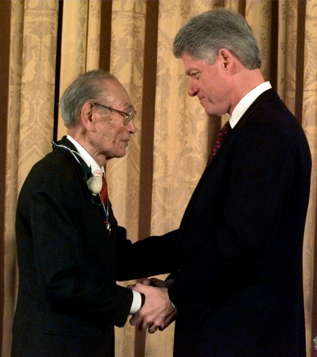 Whose fight against Japanese American ...