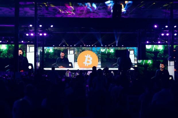 Thousands descend on Miami to glorify Bitcoin