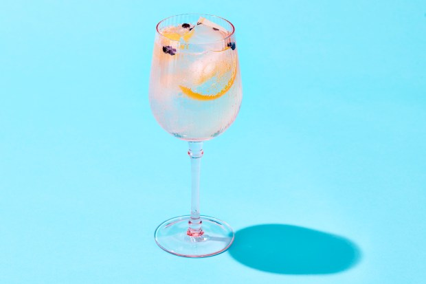 Spanish Gin and Tonic in New ...
