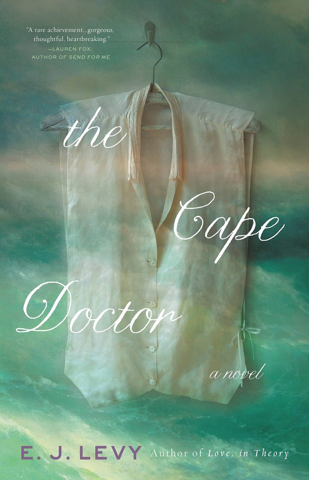 """TDP Z CAPEDOCTOR 01 - Regional book review: """"The Cape Doctor"""" historical fiction at its best"""