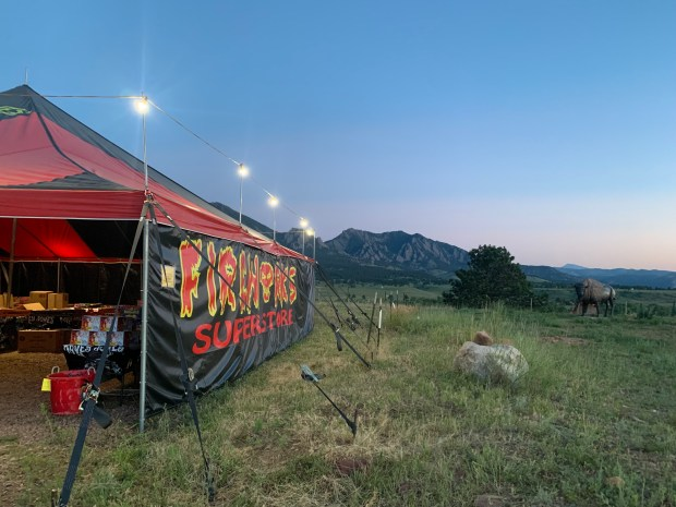 IMG 9889 - Who buys fireworks at 3 a.m.? Inside a 24-hour fireworks tent in Colorado