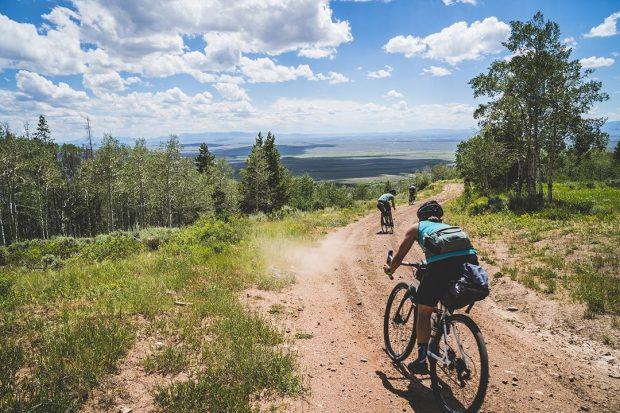 Ramble Ride participants do not need ...