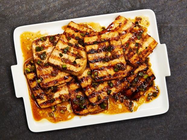 FIEL ?' Grilled tofu in New ...