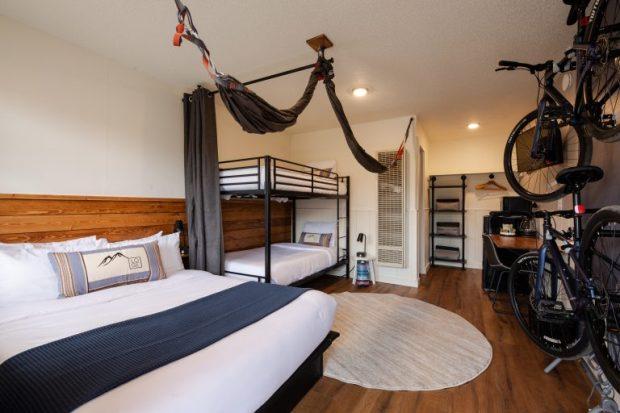 TKN Z Loge Breckenridge 01 768x512 1 - Colorado's roadside motels get cool again