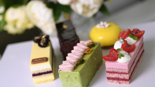 Photo taken cakes and pastries by ...