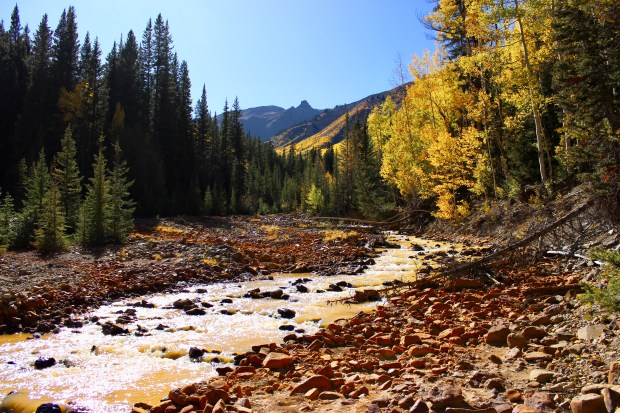 To see fall colors, skip the tourist trap and head to these small Colorado towns instead
