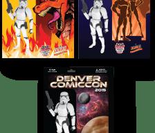 denver comic con 2015 stickers
