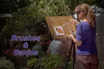 Brushes & Banjos Video