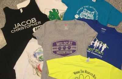 Custom T-Shirts Denver
