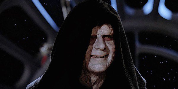 The Emperor from Return of the Jedi.