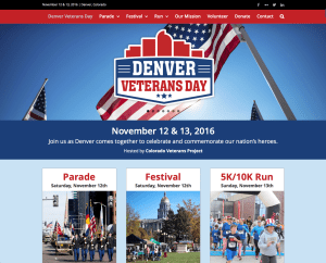 Denver Veterans Day | November 12-13, 2016