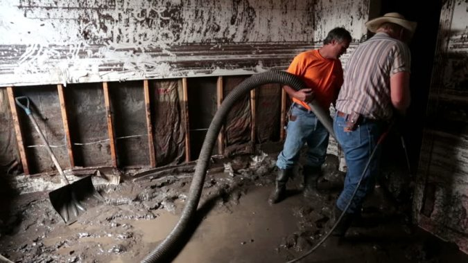 denver water damage repairs removal