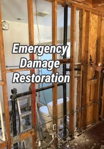 Emergency Damage Restoration