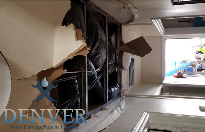 denver water damage repairs removal restoration company 78