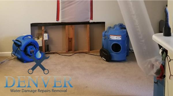 emergency water damage restoration company denver colorado