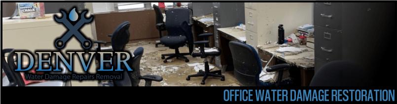 office water damage restoration 1