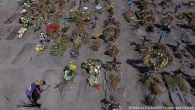 Photo of México supera los 215 mil muertos por Covid-19