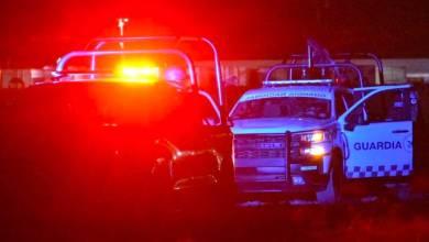 Photo of Matan a una pareja de policías en Celaya