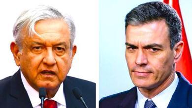 Photo of AMLO llama a Pedro Sánchez «empleado de las eléctricas»