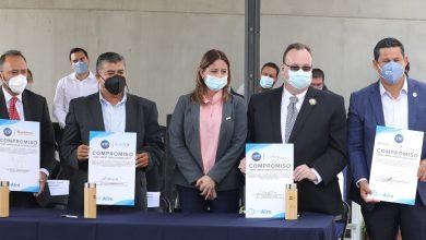 Photo of Firman para mejorar la calidad del aire en Guanajuato
