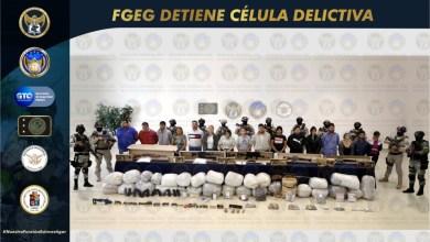 Photo of Capturan a 'El Michigan' y su banda, responsables de ataques a policías en León