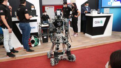 Photo of Primer robot humanoide hecho en Guanajuato