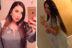 Moradores assassinam grávida