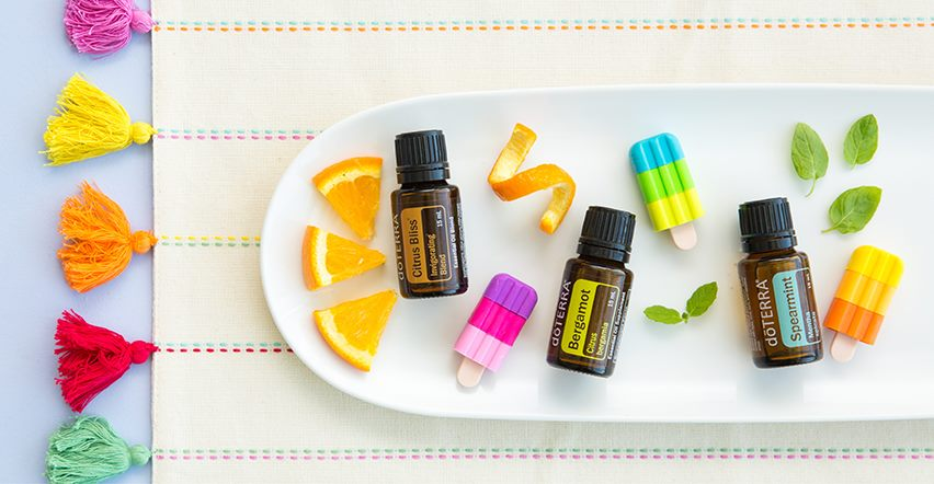 How to use dōTERRA's Essential Oils for Back to School