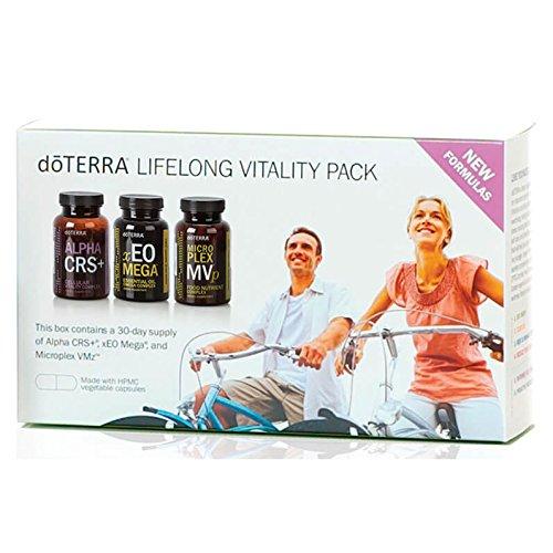 Lifelong Vitality Pack Doterra