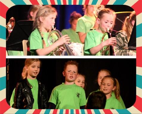 Schoolorkestoptreden