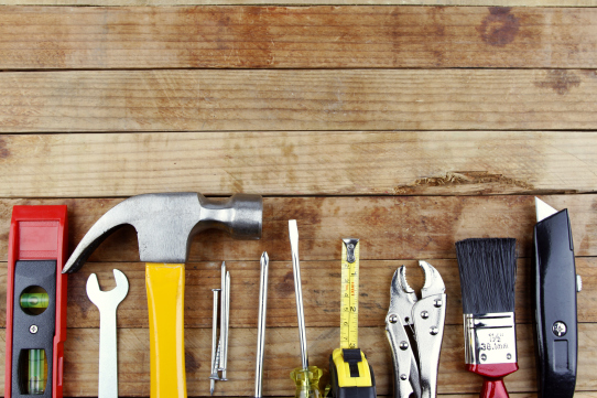 Tu caja de herramientas