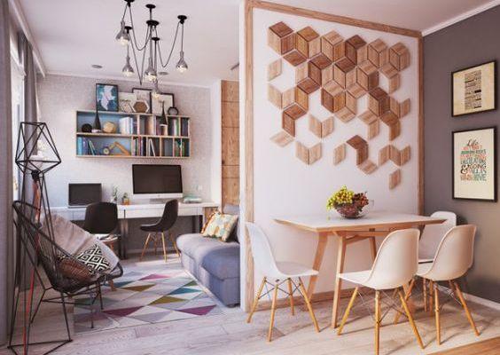 Logra que la decoración de tu departamento luzca como tablero de Pinterest