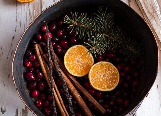 ¡Depa con aroma a Navidad!