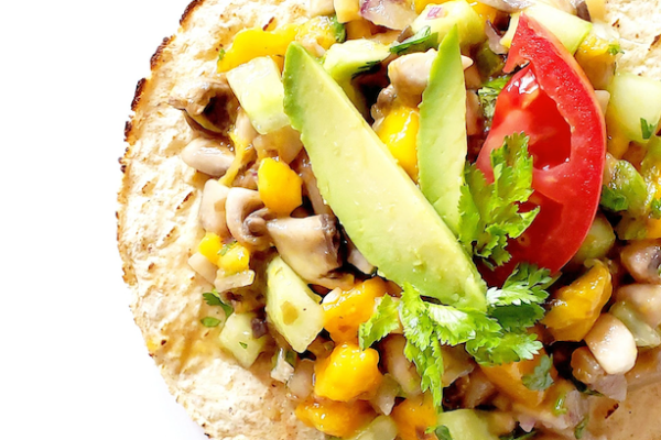 RECETA: Ceviche vegetariano